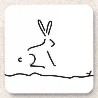 hare field hare wildly coaster