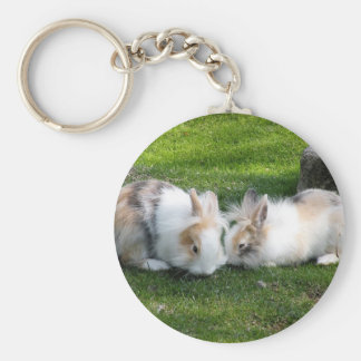 Hare - key supporters keychains