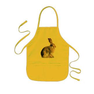 Hare Kids Apron