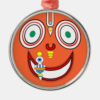 Hare Krishna Christmas Ornament