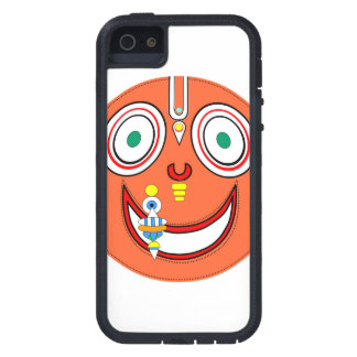 Hare Krishna Tough Xtreme iPhone 5 Case