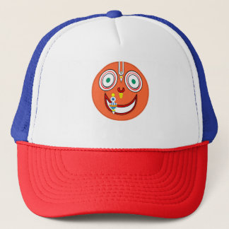 Hare Krishna Trucker Hat