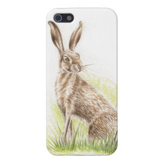 Hare Print  iPhone Case iPhone 5 Case