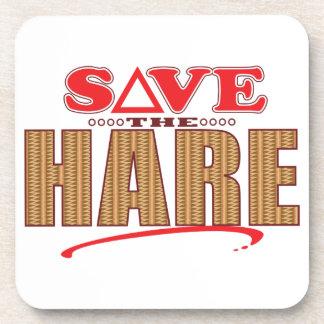 Hare Save Coaster