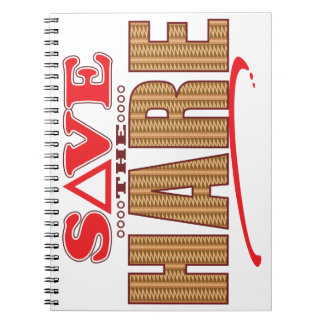 Hare Save Notebooks
