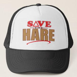 Hare Save Trucker Hat