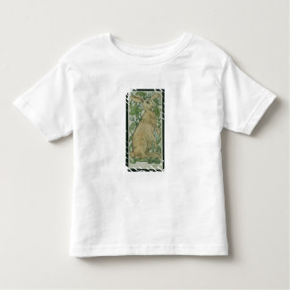 Hare (w/c on paper) toddler T-Shirt