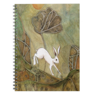 Hare with Standing Stones Notebook