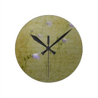Harebells Clock