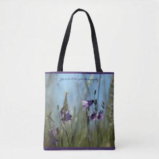 Harebells Tote Bag