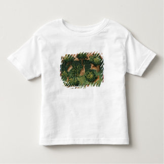 Hares in a Wood Toddler T-Shirt