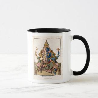 Hari-Hara, from 'Voyage aux Indes et a la Chine' b Mug