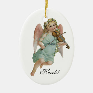 Hark! Angel Ornament