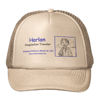 Harlan - Any Size, Style or Color of Trucker Hat
