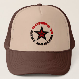 "Harlem ""El Barrio"" Logo Hat"