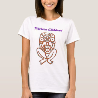 Harlem Goddess #2 t-shirt
