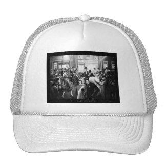 Harlem Renaissance Art - Getting Religion Hats