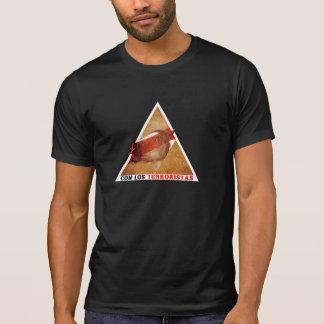 "Harlem Shake ""Con los terroristas"" T-Shirt"