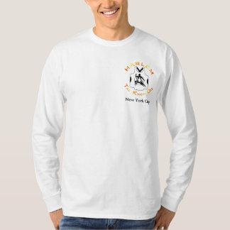 Harlem TKD Men's L/s Basic T-Shirt