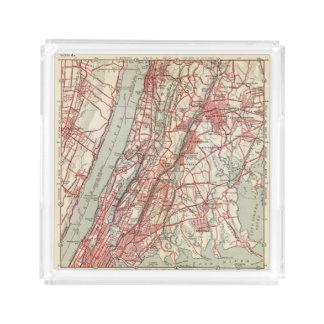 Harlem, Yonkers, Pelham Manor, New York