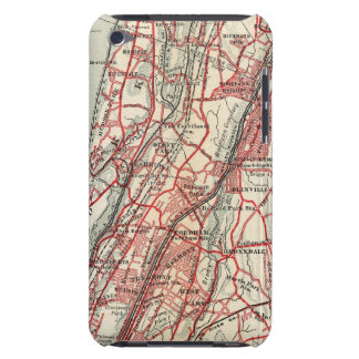 Harlem, Yonkers, Pelham Manor, New York Barely There iPod Cases