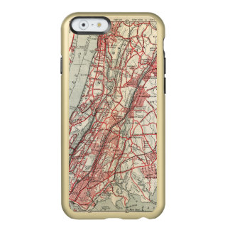 Harlem, Yonkers, Pelham Manor, New York Incipio Feather® Shine iPhone 6 Case