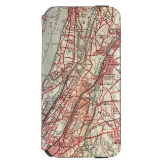 Harlem, Yonkers, Pelham Manor, New York Incipio Watson™ iPhone 6 Wallet Case