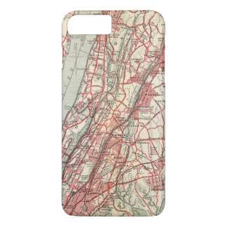 Harlem, Yonkers, Pelham Manor, New York iPhone 8 Plus/7 Plus Case