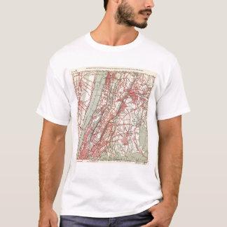 Harlem, Yonkers, Pelham Manor, New York T-Shirt