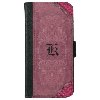 Harlen Philly II Old Book Style iPhone 6 Wallet Case