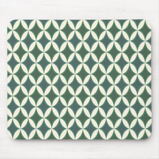 Harlequin Argyle Ocean Pattern Mouse Mat