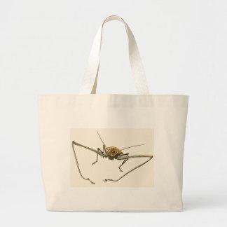Harlequin Beetle Canvas Bag