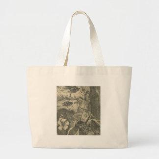 Harlequin Beetles Tote Bag