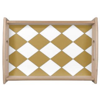 Harlequin-Classic_Old-Golden_Tan-SM Serving Tray