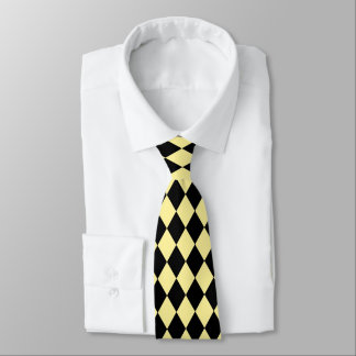 Harlequin ~ Diamond Pattern ~ *Customize Any Color Tie