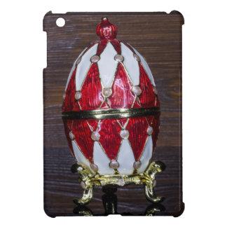 Harlequin egg case for the iPad mini