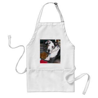 Harlequin Great Dane Standard Apron