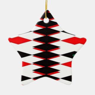 Harlequin Jokers Deck Christmas Ornaments