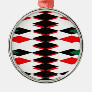 Harlequin Jokers Deck Ornaments