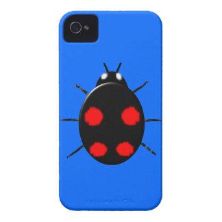 Harlequin Ladybird iPhone 4 Case