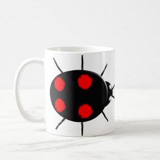 Harlequin Ladybird Mug