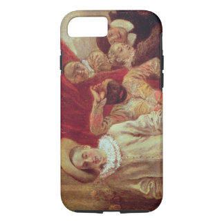 Harlequin, Pierrot and Scapin, Actors from the Com iPhone 8/7 Case