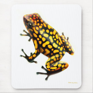 Harlequin Poison Dart Frog Mousepad