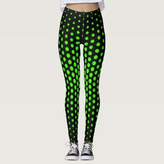 Harlequin Techno Dot Pattern Leggings