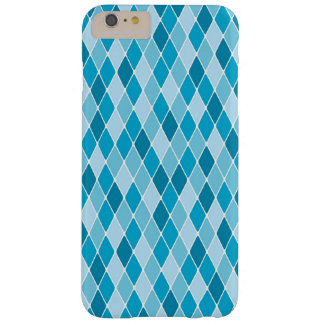 Harlequin winter pattern barely there iPhone 6 plus case