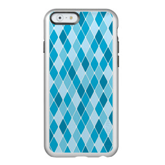 Harlequin winter pattern incipio feather® shine iPhone 6 case