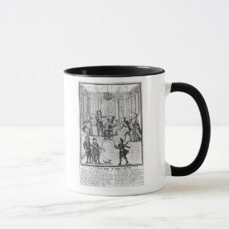 Harlequin's Lottery Mug