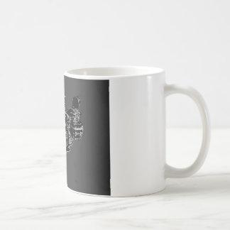 harley2. basic white mug