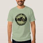 Harley Davidson - Bobber - Motor Oil - Gasoline Tee Shirts