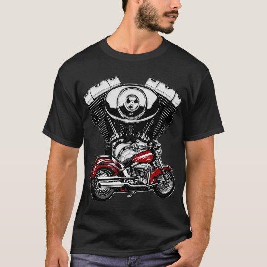 harley davidson engine T-Shirt